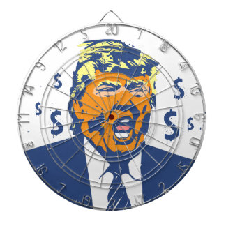 TRUMP SUCKS 2016 Dartboard