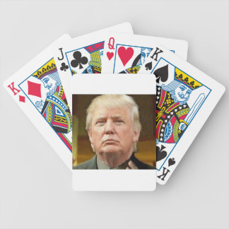 Trump Supporters Bicycle Playing Cards