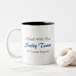 Trump Tears Coffee Mug