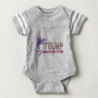 TRUMP - THE EAGLE RISES BABY BODYSUIT