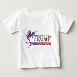 TRUMP - THE EAGLE RISES BABY T-Shirt
