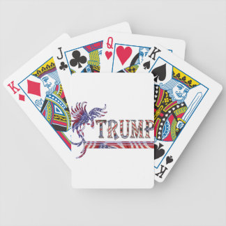 TRUMP - THE EAGLE RISES BICYCLE PLAYING CARDS