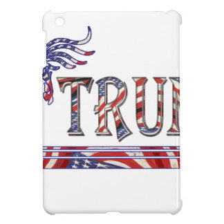 TRUMP - THE EAGLE RISES iPad MINI CASE