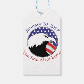 Trump: The End of an Error Gift Tags