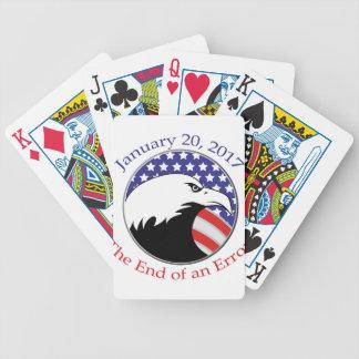 Trump: The End of an Error Poker Deck