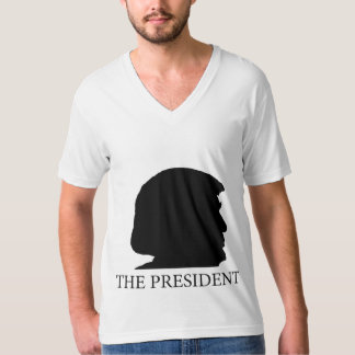 TRUMP THE PRESIDENT SHIRT (MADE IN THE USA)