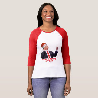 Trump, the worst Christmas gift ever! T-Shirt
