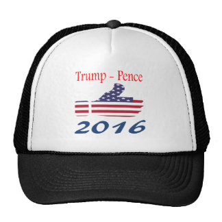 Trump thumbs up trucker hat