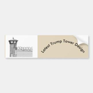 Trump Towerr Bumper Sticker