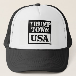 Trump Town USA Hat
