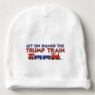 TRUMP TRAIN 2016 BABY BEANIE