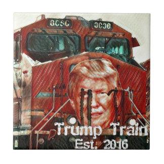 Trump Train...Est. 2016 Tile