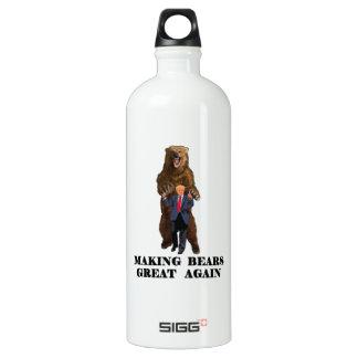 Trump Tribute Water Bottle