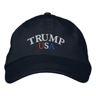 TRUMP USA BASIC ADJUSTABLE CAP