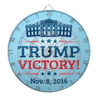 Trump Victory Dartboard