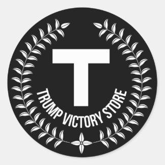 Trump Victory Store Sticker