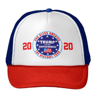 Trump Victory Tour Fun Pro Trump 2020 Election Trucker Hat