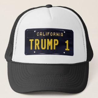 Trump won trucker hat