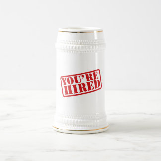 Trump 'You're Hired' 22oz. Stein