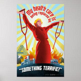 TrumpCare Propaganda Poster