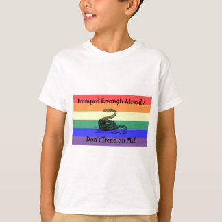 Trumped Enough Already T-Shirt