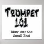Trumpet 101 print