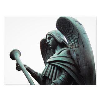 Trumpet Angel of Revelation Bible Prophecy photo
