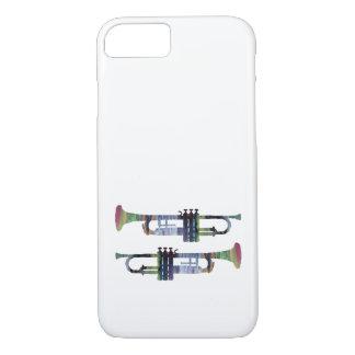 Trumpet Art iPhone 7 Case