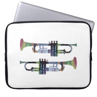 Trumpet Art Laptop Sleeve