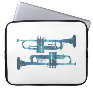 Trumpet Art Laptop Sleeve