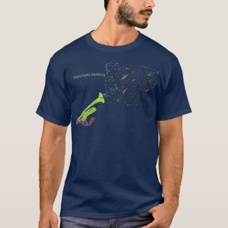 trumpet blast T-Shirt