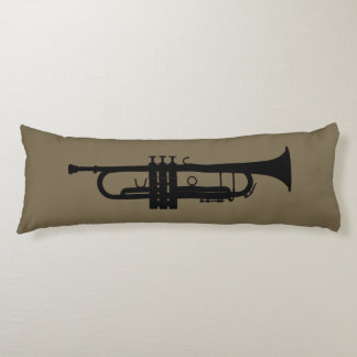 Trumpet Body Pillow