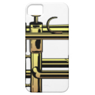 Trumpet Cartoon iPhone 5 Covers