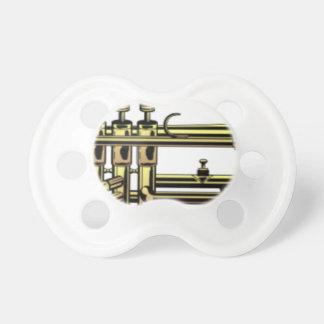 Trumpet Cartoon Pacifier