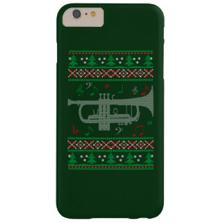Trumpet Christmas Barely There iPhone 6 Plus Case