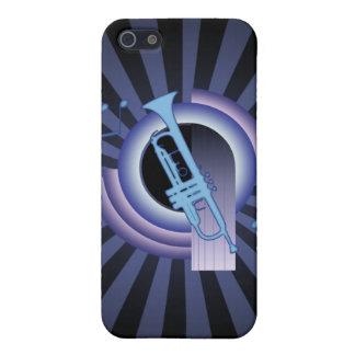 Trumpet Deco2 iPhone 5 Cases