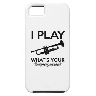trumpet designs case for the iPhone 5
