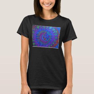 Trumpet Flower in Bloom T-Shirt