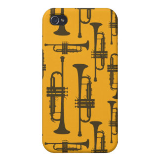 Trumpet iPhone Case iPhone 4/4S Cases
