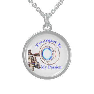 Trumpet is My Passion Jewelry for the Musician