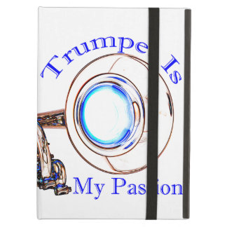 Trumpet is My Passion Smartphone Covers iPad Air Cases