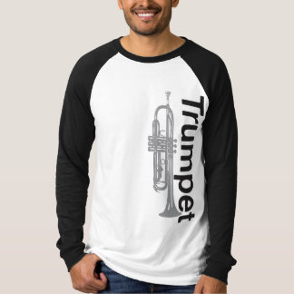 Trumpet Long Sleeve Raglan T-Shirt