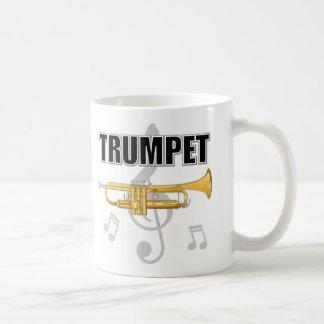 Trumpet Notes Mug
