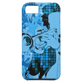 Trumpet Player - Customizable! iPhone 5 Case