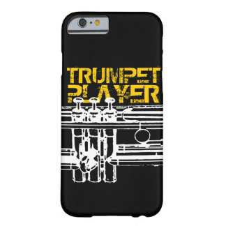 Trumpet Player iPhone 6 case Barely There iPhone 6 Case