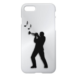 Trumpet Player iPhone 8/7 Case