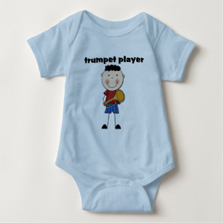 Trumpet Player - Male Tshirts and Gifts