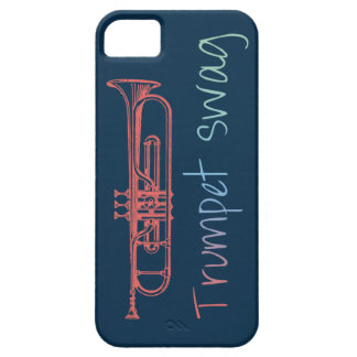 Trumpet Swag Marching Band iPhone 5 Cases