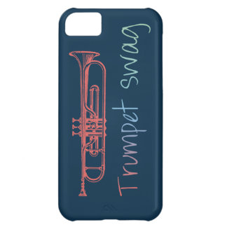 Trumpet Swag Marching Band iPhone 5C Cover