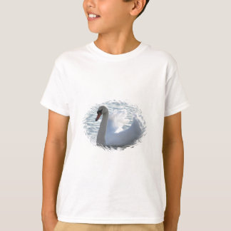 Trumpet Swan Children's T-Shirt